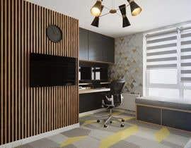 na4028070 tarafından Create a server room 3D floorplan için no 1