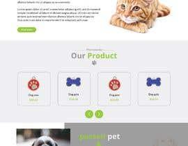 #11 для Design a Home Page Mock-up for Website от mdkawsarahme661