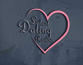 nº 6 pour Dating Review site logo par TsultanaLUCKY