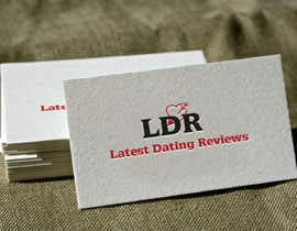 nº 16 pour Dating Review site logo par TsultanaLUCKY