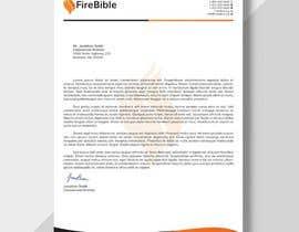 SarahDar tarafından FireBible Letterhead için no 192