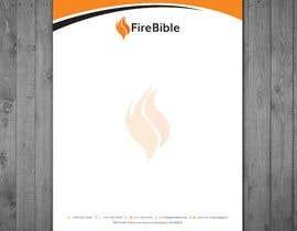 firozbogra212125 tarafından FireBible Letterhead için no 262