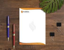designerabdur tarafından FireBible Letterhead için no 214