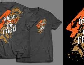 rar3shujin tarafından Design a T-Shirt for offroad motorbike için no 108