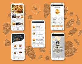 #7 para Restaurant Mobile Application Prototype (look and feel only) por Mrhassanmalhi
