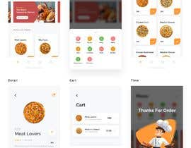 #15 para Restaurant Mobile Application Prototype (look and feel only) por betauniverse70