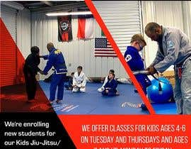 #14 for Back to School, BJJ Academy Ad design. by maidang34