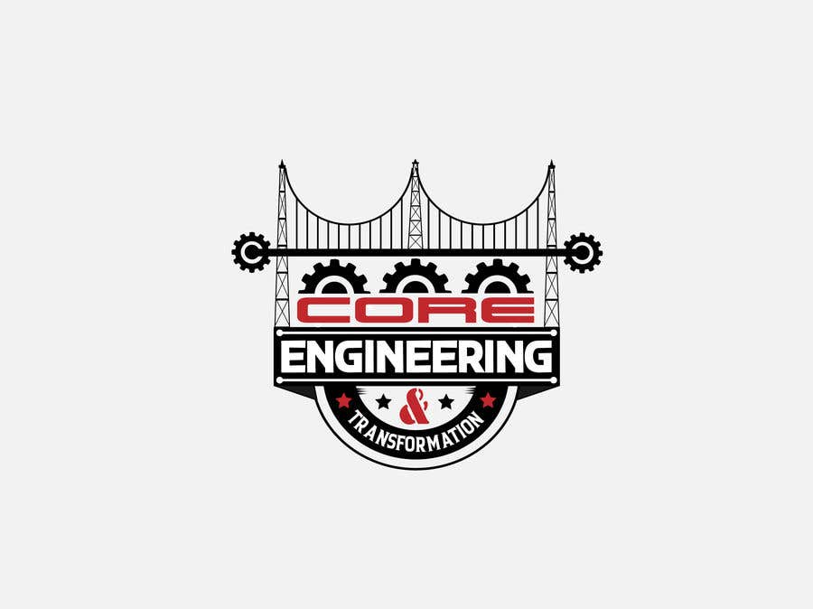 Penyertaan Peraduan #106 untuk Core Engineering & Transformation Logo [S]