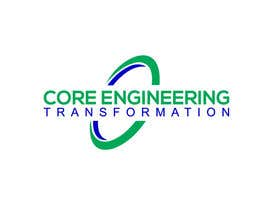 #197 untuk Core Engineering & Transformation Logo [S] oleh hossainmanik0147