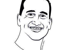 zainuldz tarafından Create Cartoon Caricature of 5 people (images) için no 5