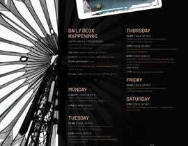 #6 untuk Burning Man Camp Poster oleh rahulsakat99