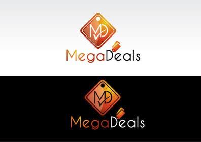 nº 68 pour Logo Design for MegaDeals.com.sg par paxslg