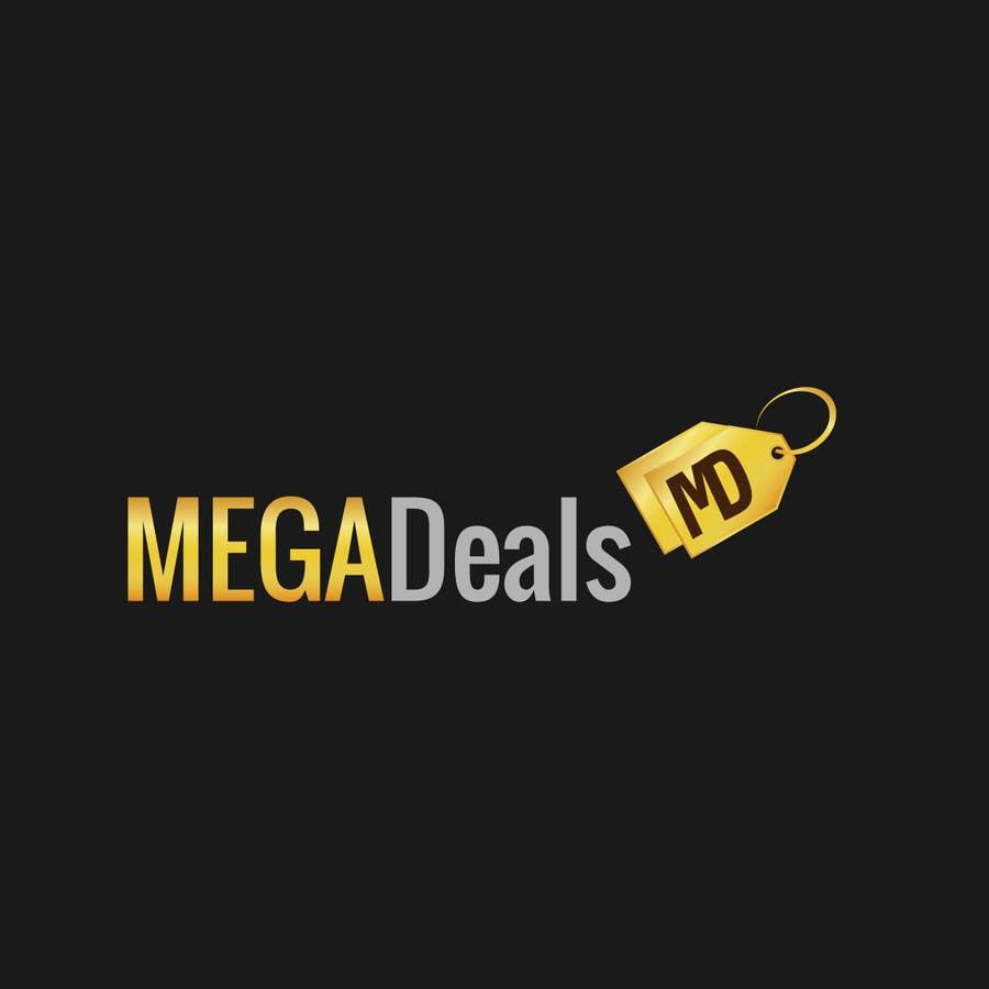 Inscrição nº                                         90                                      do Concurso para                                         Logo Design for MegaDeals.com.sg
