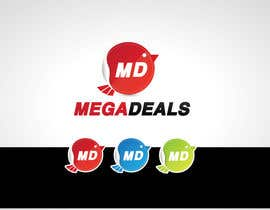#64 for Logo Design for MegaDeals.com.sg by hup