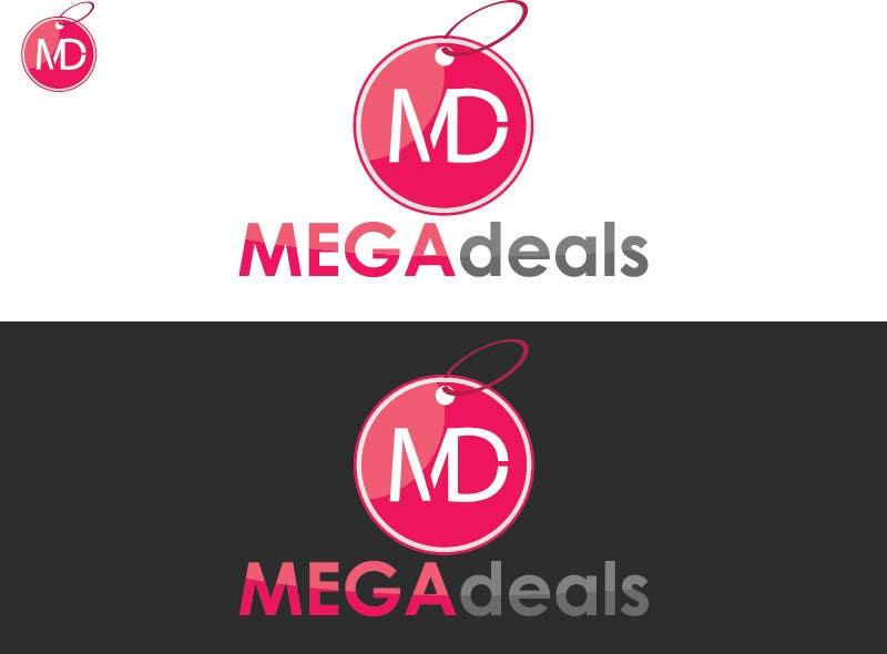 Inscrição nº                                         50                                      do Concurso para                                         Logo Design for MegaDeals.com.sg