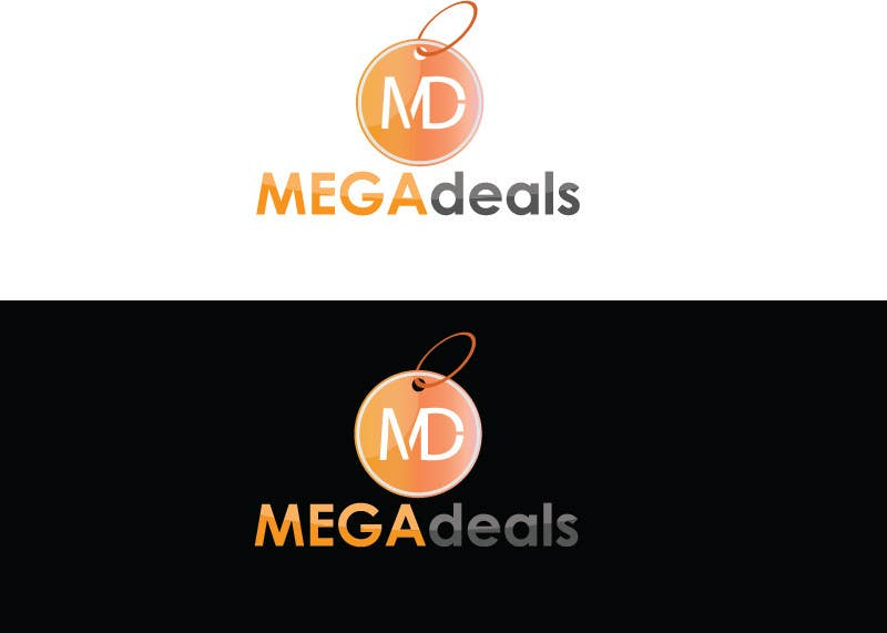 Inscrição nº                                         58                                      do Concurso para                                         Logo Design for MegaDeals.com.sg