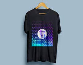 #236 untuk T-shirt design. Incorporate logo in unique, modern, abstract design. oleh SALESFORCE76