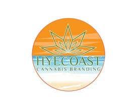 #249 cho HyeCoast - Cannabis Branding bởi imrovicz55
