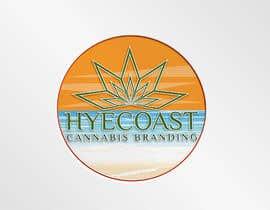 #250 cho HyeCoast - Cannabis Branding bởi imrovicz55