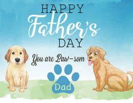 nº 12 pour Fathers Day Graphic for Card par sharpe10focu