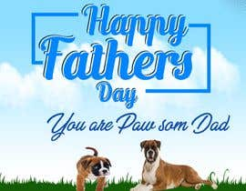 nº 22 pour Fathers Day Graphic for Card par ashswa