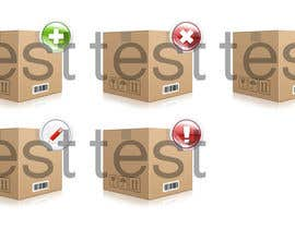 #24 para Icon or Button Design for Logistic platform por sadmannoorsami