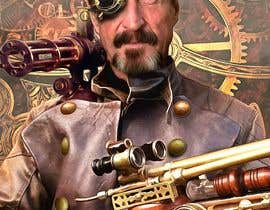 #24 для Steampunk Portrait от pigulchik
