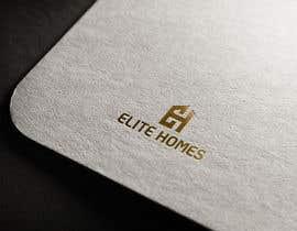 nº 149 pour Elite Homes Logo Design par Alit31