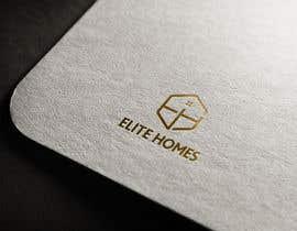 nº 254 pour Elite Homes Logo Design par raihanman20