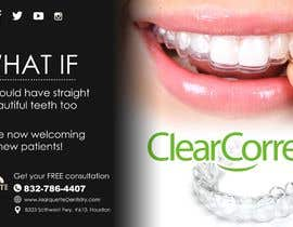prodesign205 tarafından A sales pieces for our product ClearCorrect Aligners. için no 9