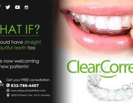 prodesign205 tarafından A sales pieces for our product ClearCorrect Aligners. için no 10
