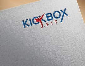 "#30 for Contest for logo for ""Kickbox.fit"" by studiobd19"