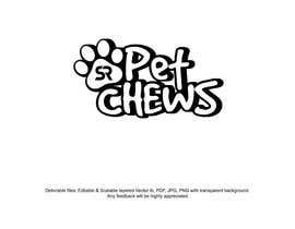 #188 for Logo Design (Pet Treats) by enovdesign