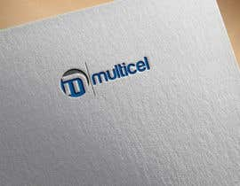 #22 untuk I need a logo for a telecommunications company that sells cellphones service contracts and retail and wholesale of this devices . The name of the company is multicel. oleh graphicrivar4