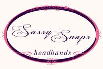 Contest Entry #24 for Logo Design for Sassy Snaps Headbands