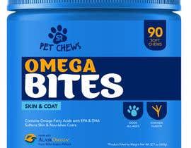 #76 for Label Design (Dog Vitamins) by kalaja07