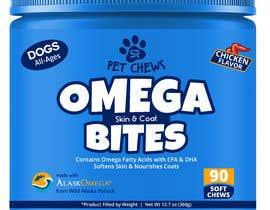 #97 for Label Design (Dog Vitamins) by FARUKTRB