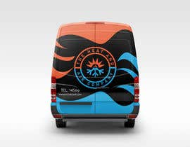 #5 for Cargo van wrap by AhmedWaheed1997