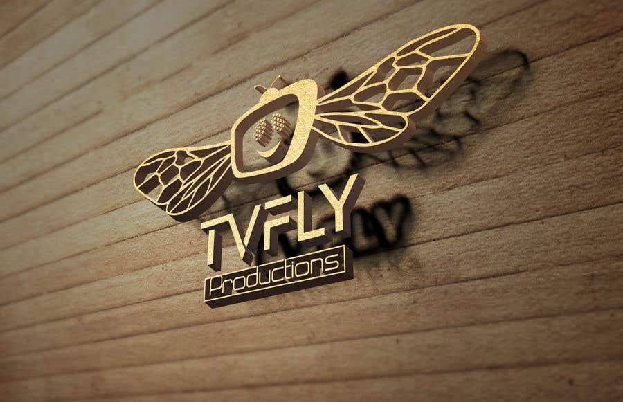Penyertaan Peraduan #218 untuk TVFLY Productions Logo
