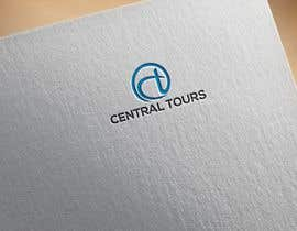 "nº 8 pour Logo design for ""Central Tours"" travel agency par amzadkhanit420"