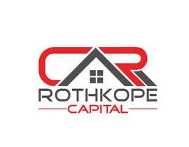 #45 for I need a logo for a real estate investor company called Rothkopf Capital by sadikislammd29