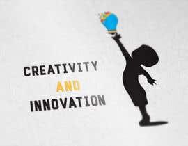 nº 21 pour Create a logo for my class on creativity and innovation par riyadusssaleyhin