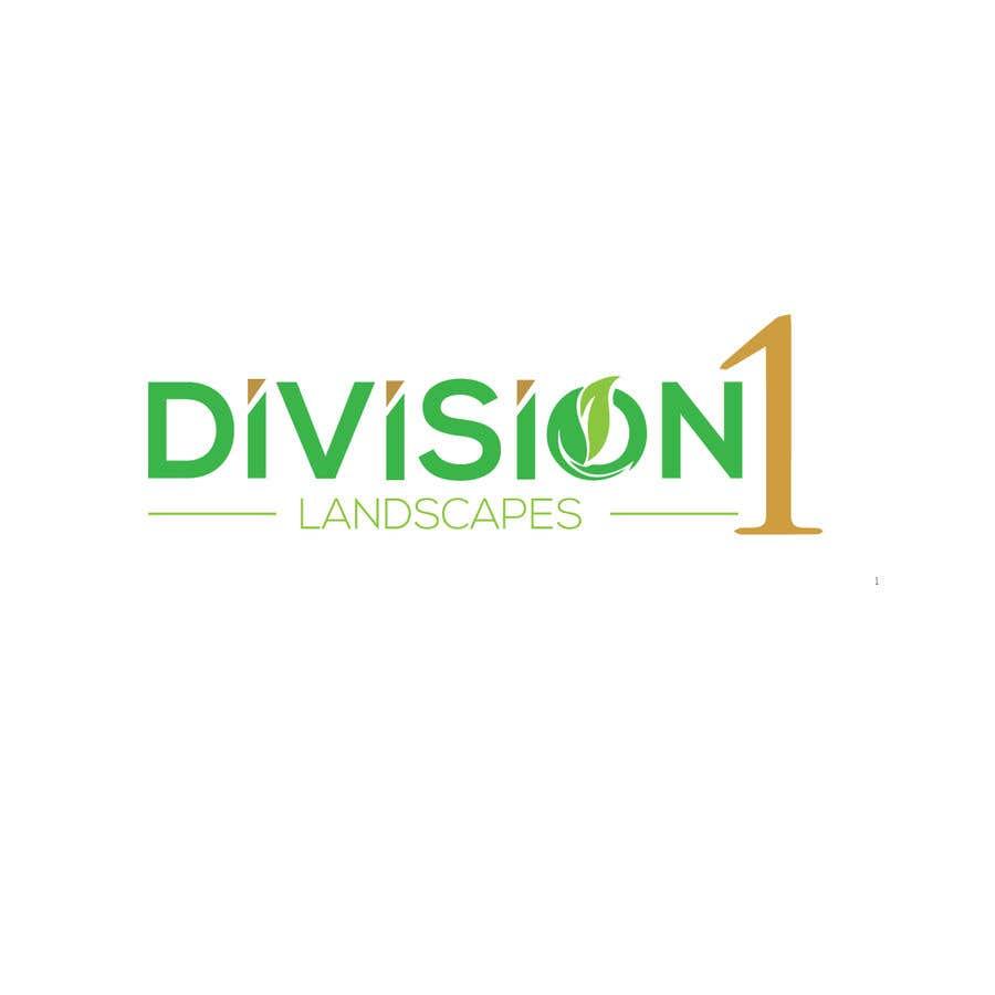 Konkurrenceindlæg #1 for Division 1 Landscapes updated Logo