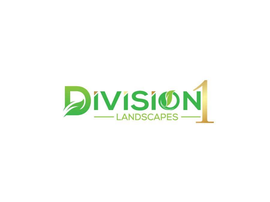 Konkurrenceindlæg #16 for Division 1 Landscapes updated Logo