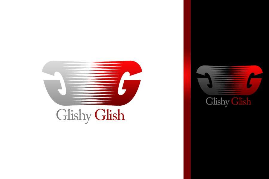 Kilpailutyö #191 kilpailussa Logo Design for Glishy Glish
