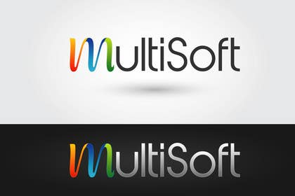 #197 for Logo Design for MULTISOFT by nareshitech