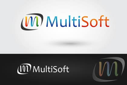 #200 for Logo Design for MULTISOFT by nareshitech