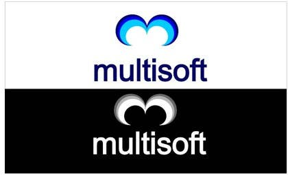 #204 for Logo Design for MULTISOFT by anjaliom