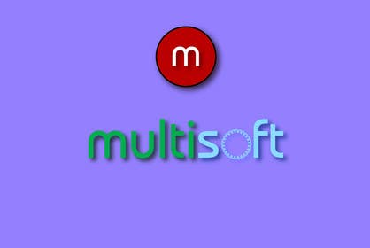 #189 for Logo Design for MULTISOFT by alamin1973