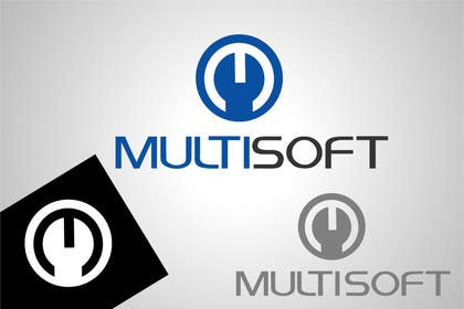 #51 for Logo Design for MULTISOFT by Don67